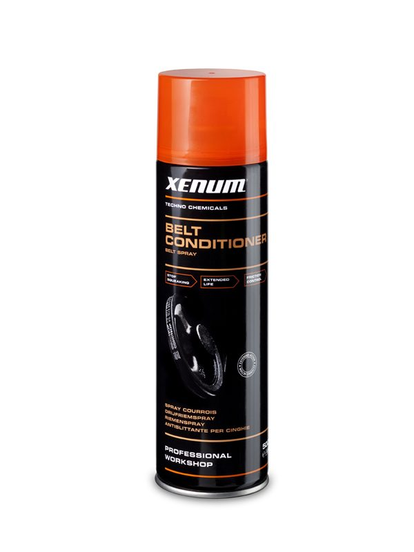 Xenum Belt Conditioner - Entretien