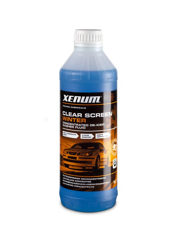 Xenum Clearscreen (winter) - Lave-glace
