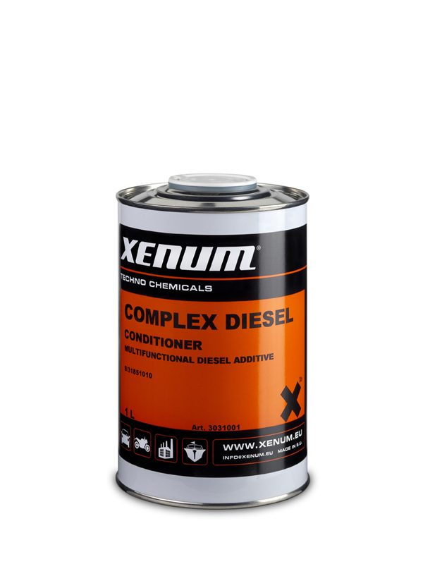 Xenum Complex Diesel conditioner - Additif pour carburant Diesel