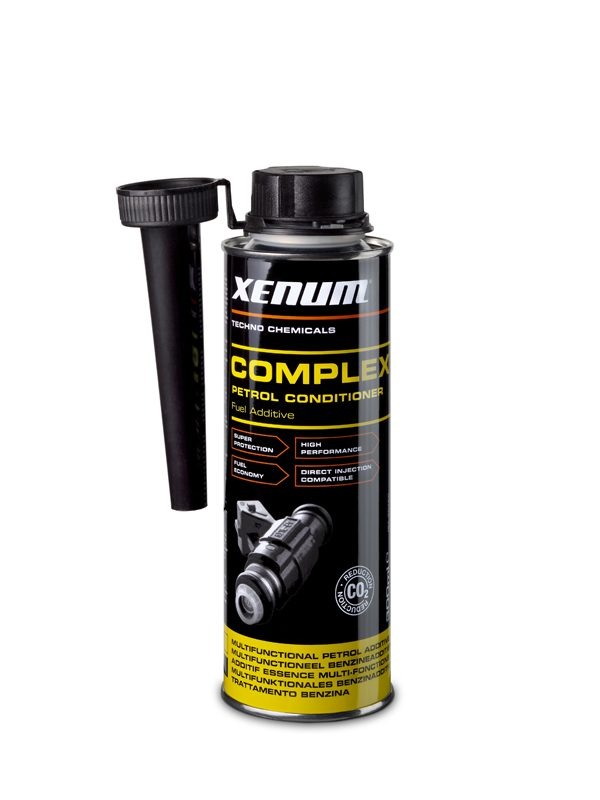 Xenum Complex Petrol conditioner - Additif pour carburant Essence