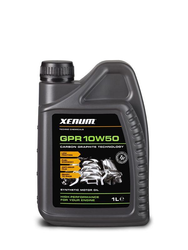 Xenum GPR 10w50 - Huile moteur - Graphite
