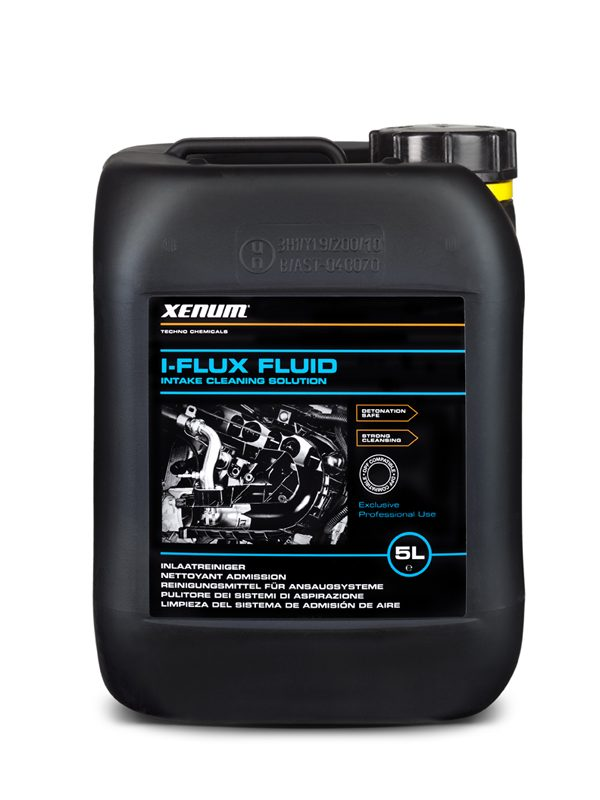 Xenum I-Flux EGR Cleaner Fluid - Additif pour carburant Diesel