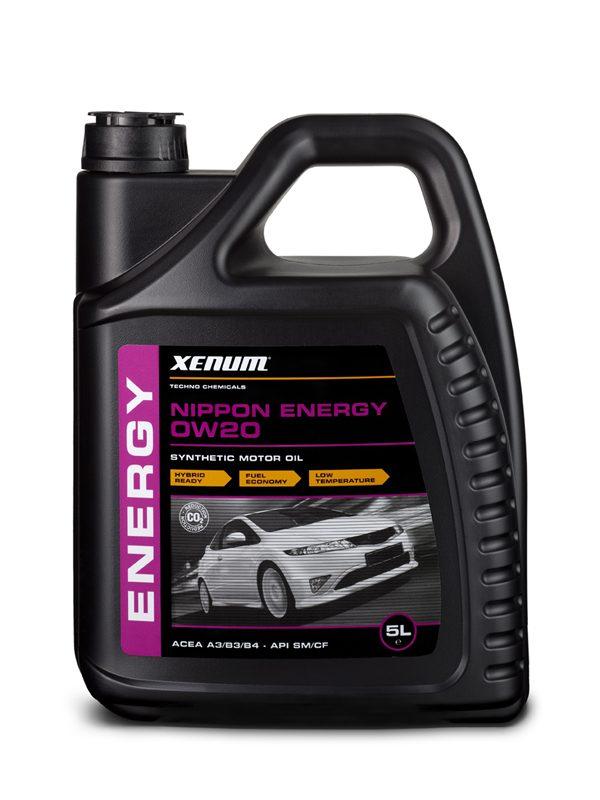Xenum Nippon Energy  0w20 - Huile moteur - Classique