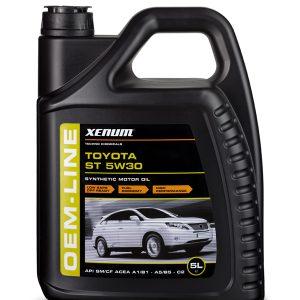 Xenum OEM-LINE Toyota ST 5w30 - Huile moteur - Classique