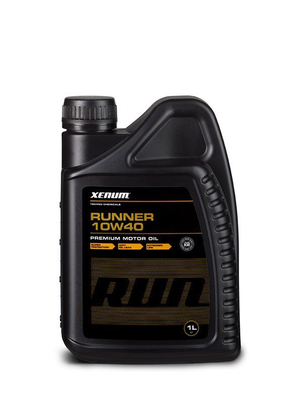 Xenum Runner 10w40 - Huile moteur - Classique