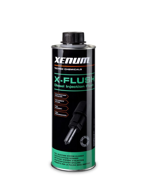 Xenum X-Flush - Additif pour carburant Diesel