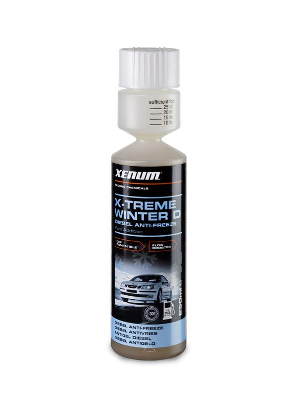 xenum x treme winter d additif pour carburant diesel. Black Bedroom Furniture Sets. Home Design Ideas