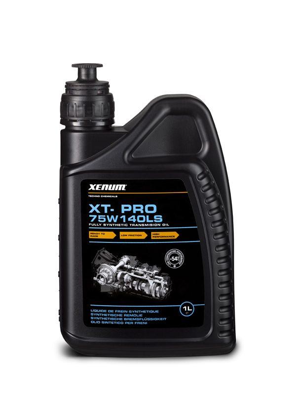 Xenum XT-PRO 75w140 Racing oil - Huile de transmission manuelle